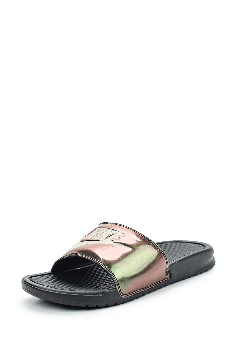 Женские сланцы Nike (Найк) 618919-012