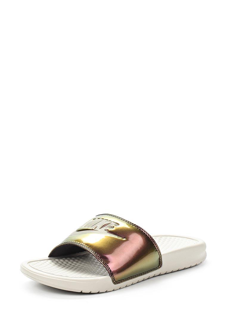 Женские сланцы Nike (Найк) 618919-013