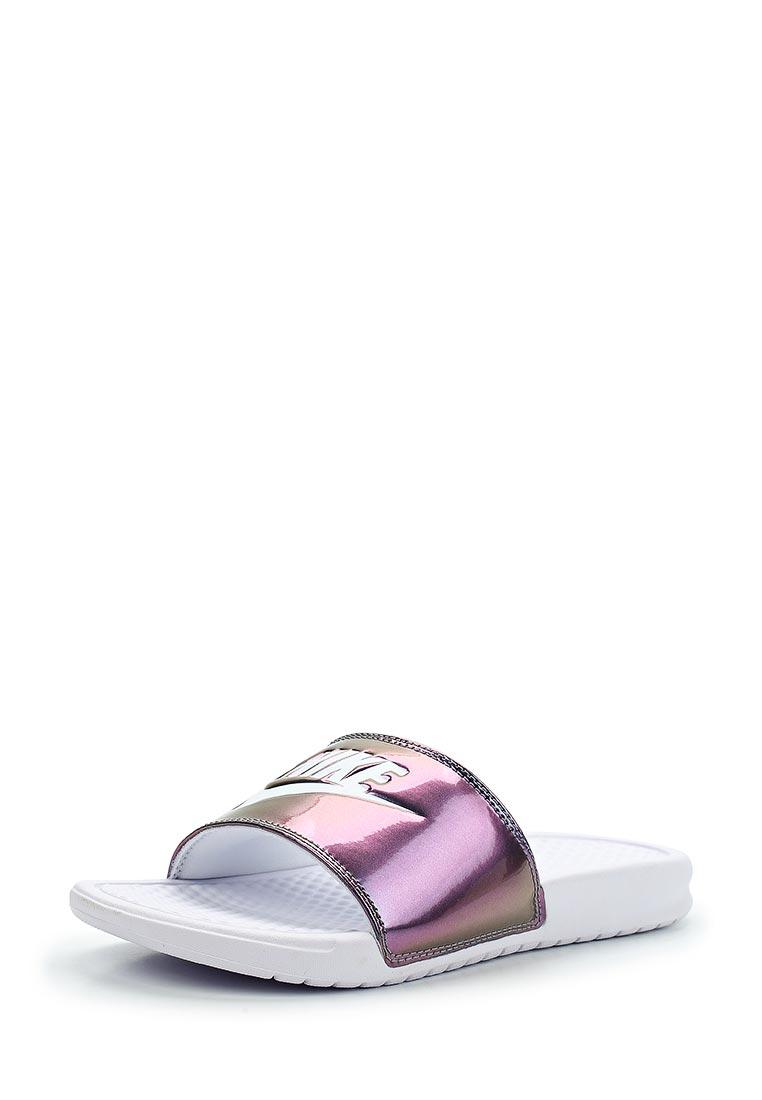 Женские сланцы Nike (Найк) 618919-107