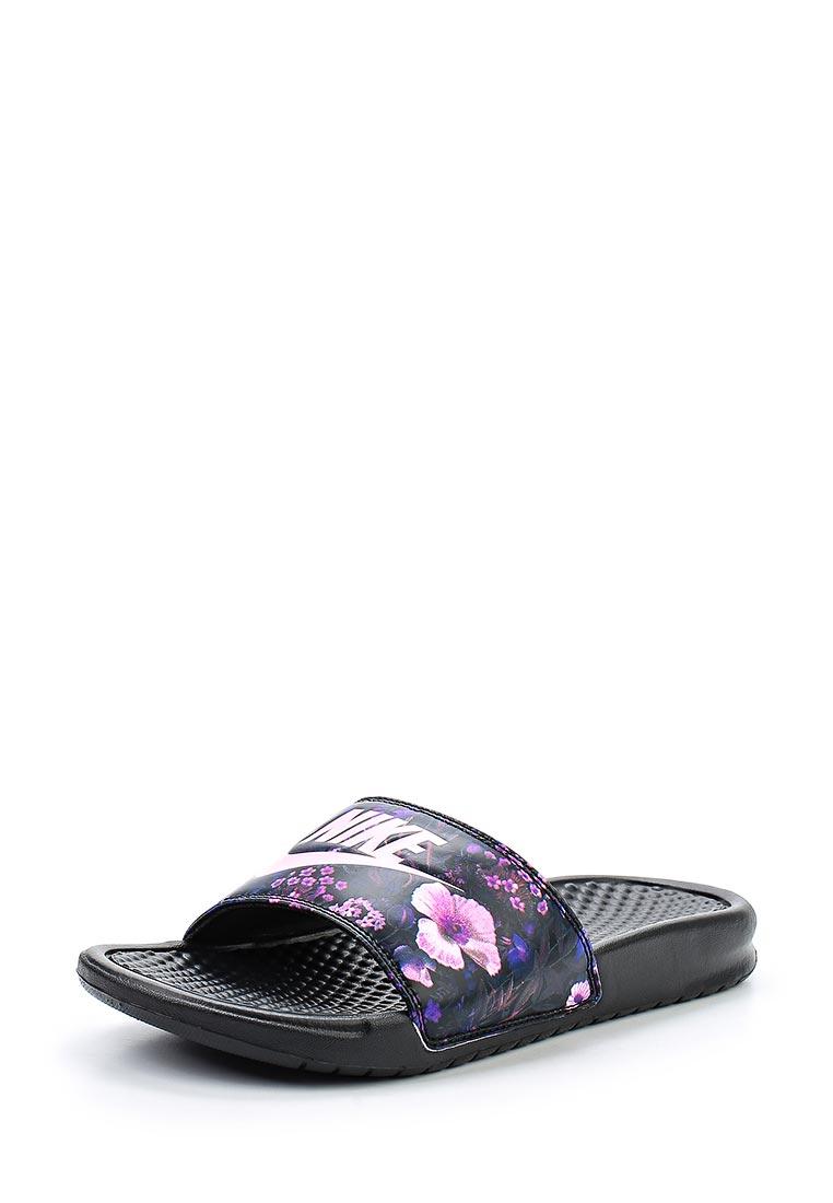 Женские сланцы Nike (Найк) 618919-009