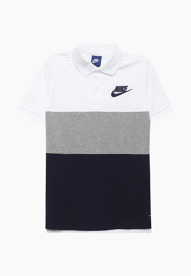 Поло Nike (Найк) 849764-106