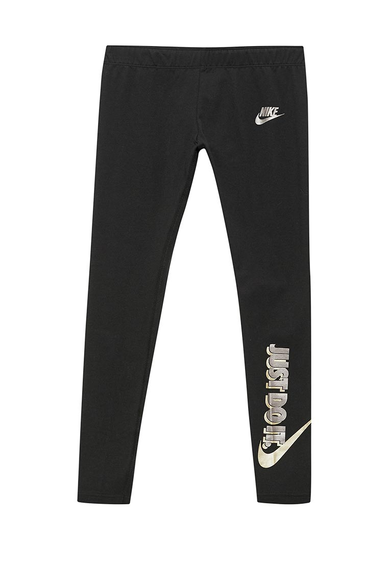 Леггинсы для девочек Nike (Найк) 940413-010