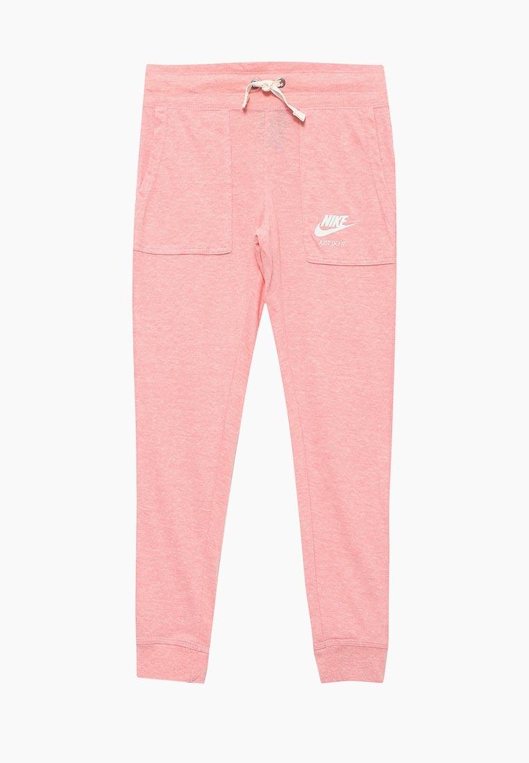 Спортивные брюки для девочек Nike (Найк) 890279-697
