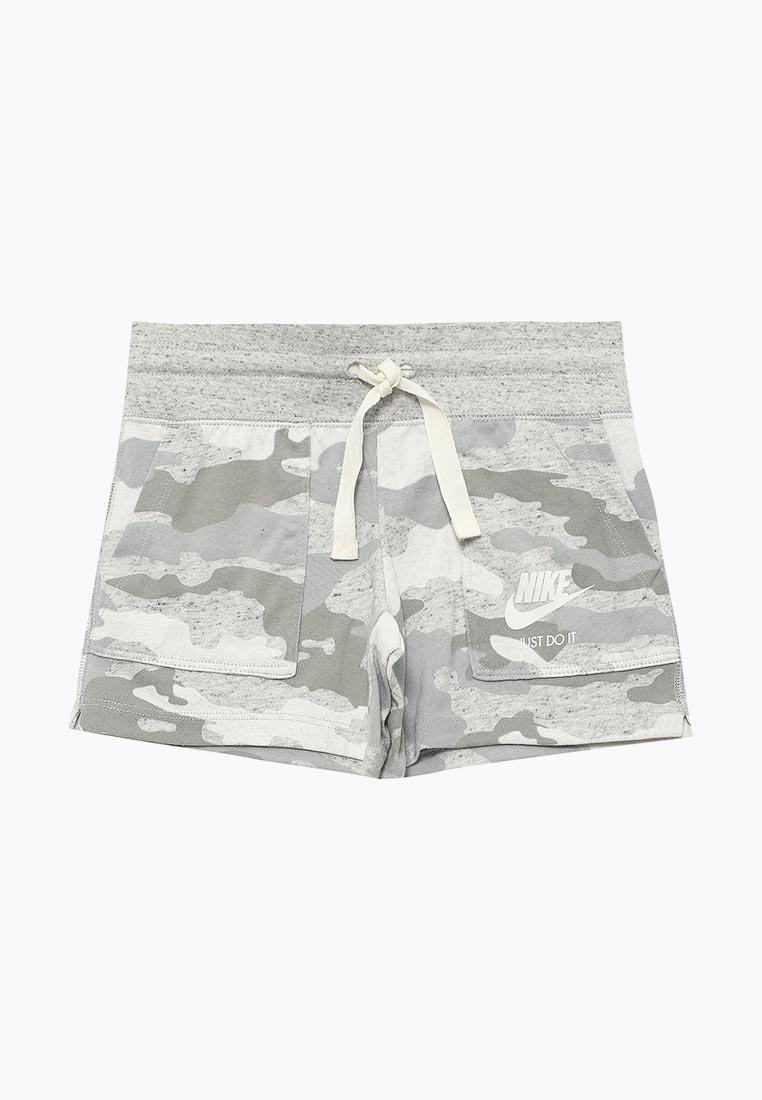 Шорты для девочек Nike (Найк) AQ0606-019