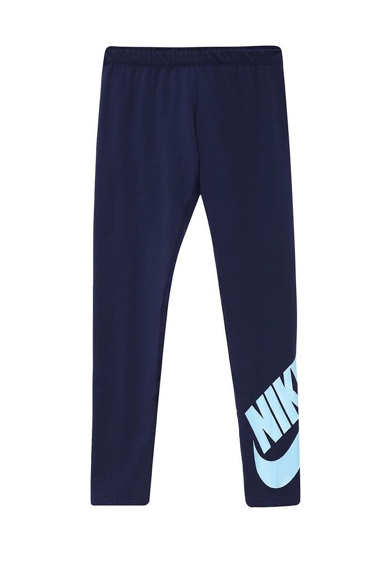 Леггинсы для девочек Nike (Найк) 851984-429