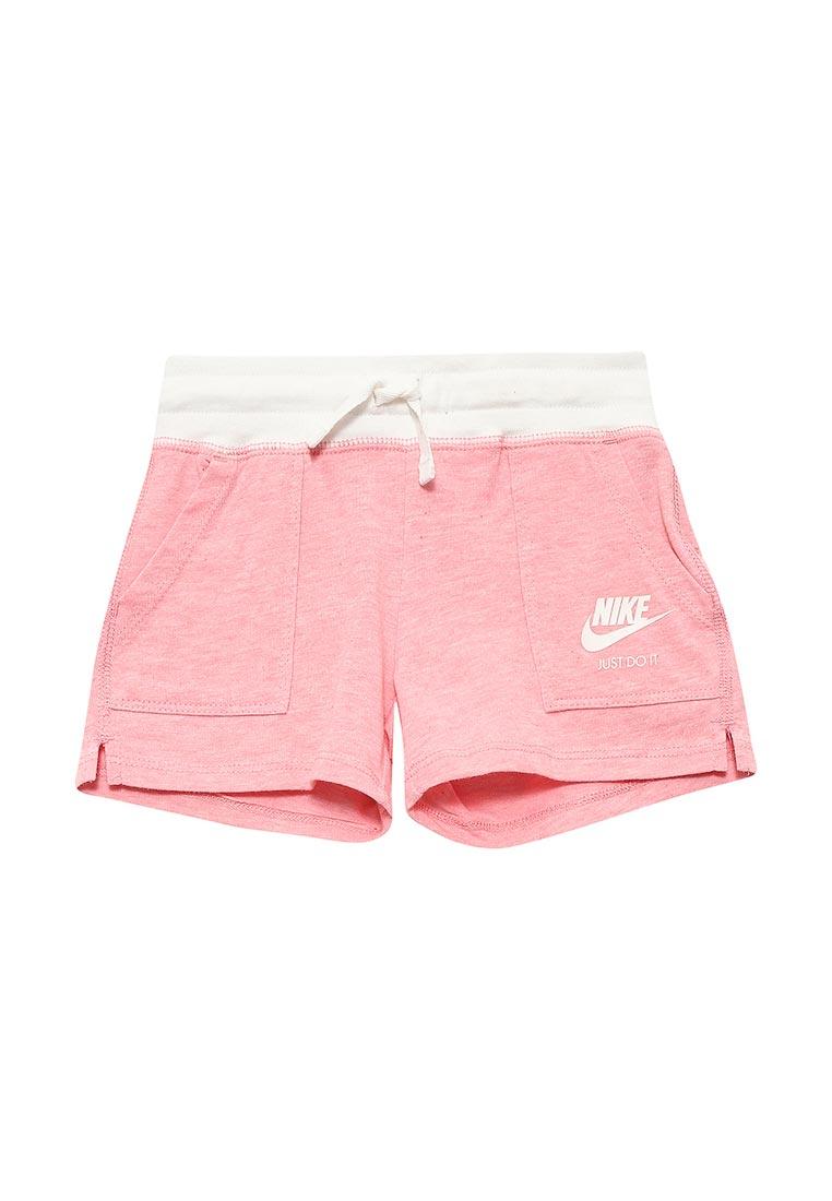 Шорты для девочек Nike (Найк) 36B856-A4E