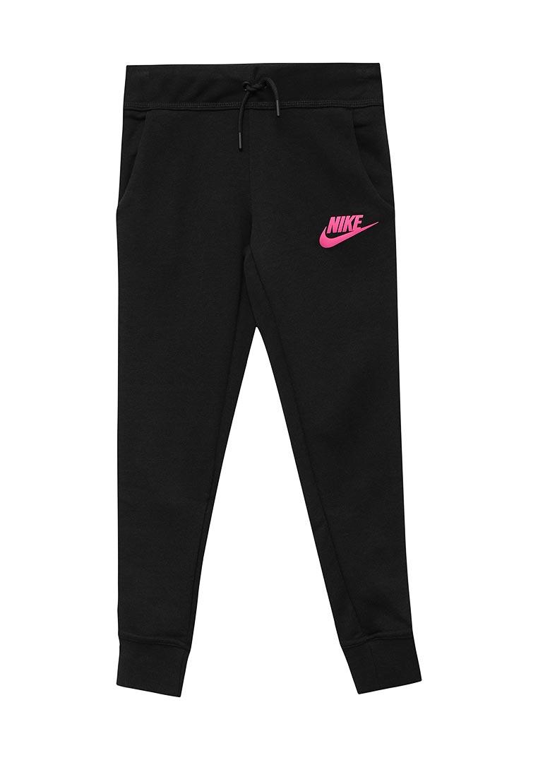 Спортивные брюки для девочек Nike (Найк) 806322-013