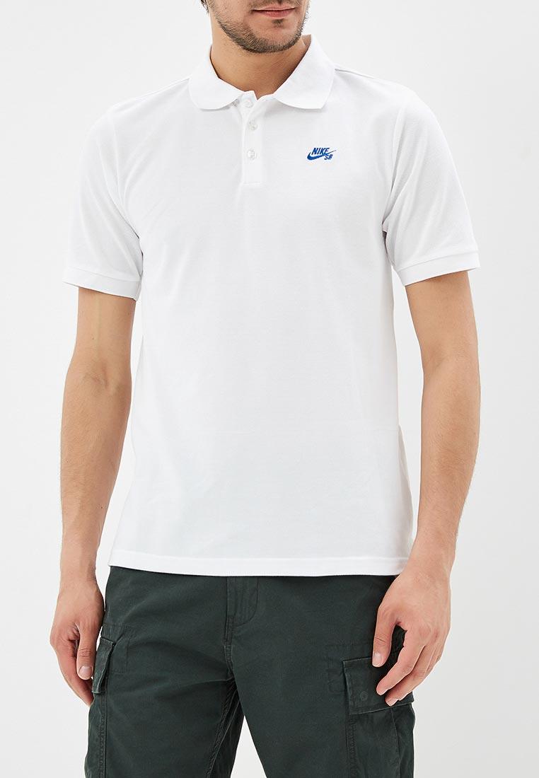 Мужские поло Nike (Найк) 728082-101