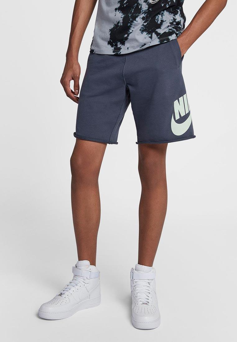 Мужские повседневные шорты Nike (Найк) 836277-471