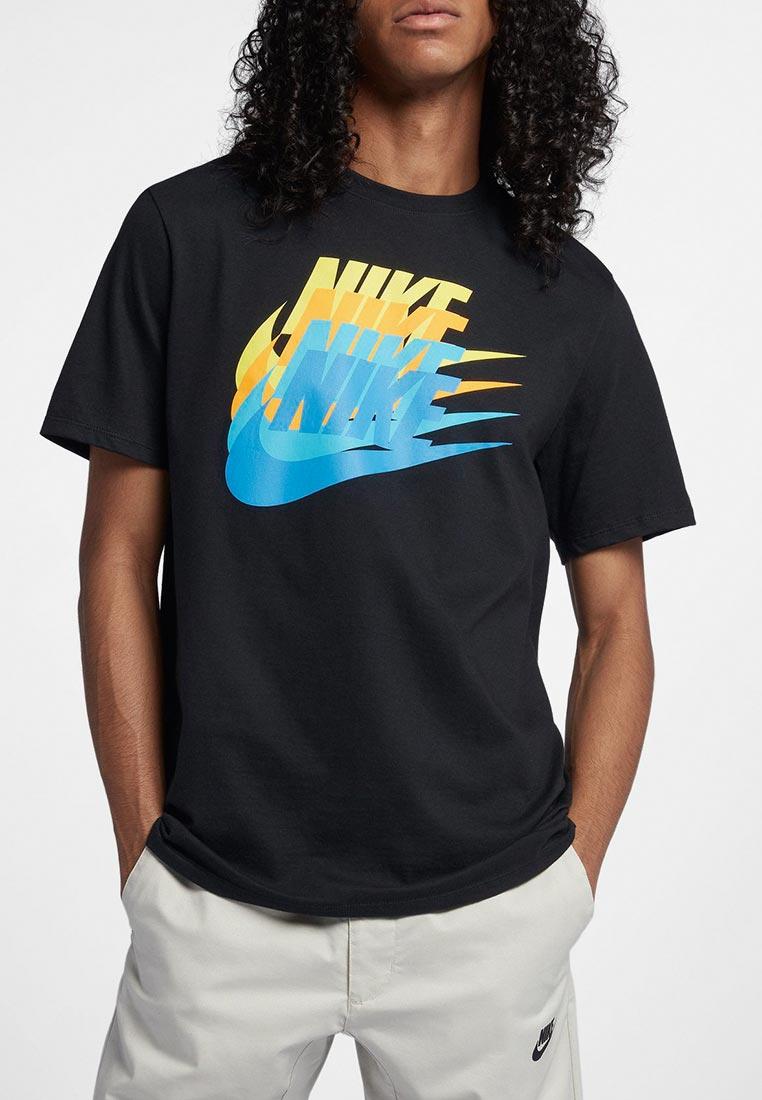 Футболка с коротким рукавом Nike (Найк) 911901-010