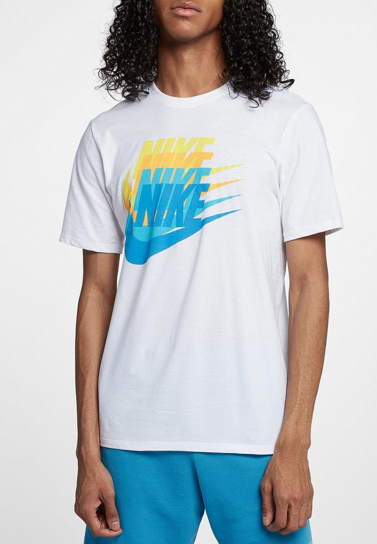 Футболка с коротким рукавом Nike (Найк) 911901-100