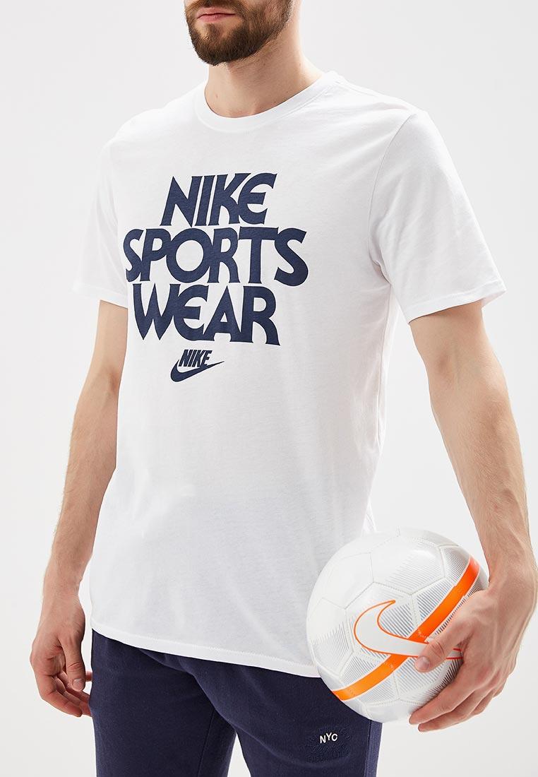 Футболка с коротким рукавом Nike (Найк) 911960-100