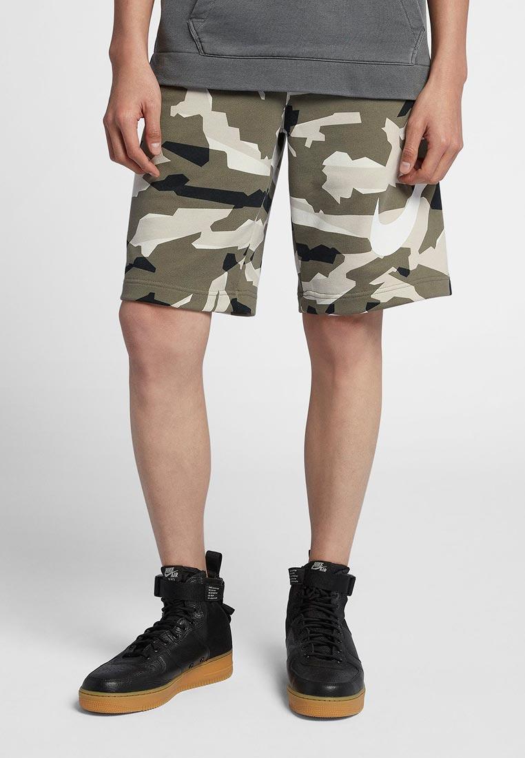 Мужские повседневные шорты Nike (Найк) AQ0602-072