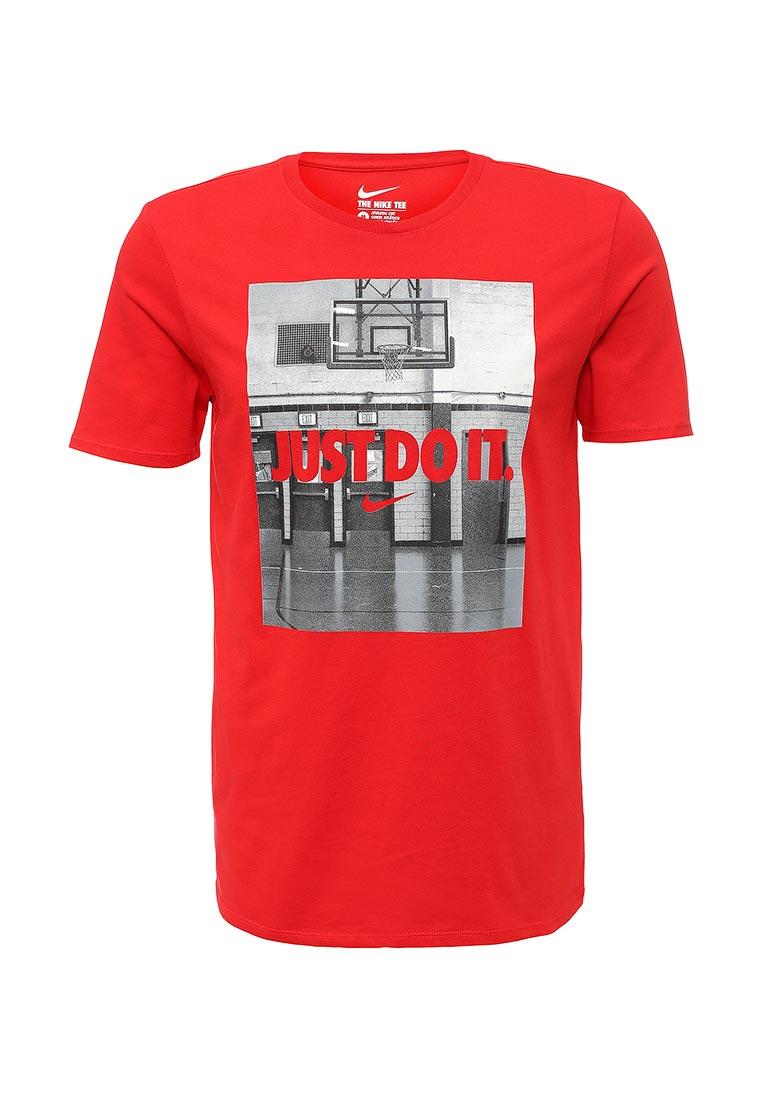 Спортивная футболка Nike (Найк) 742666-657