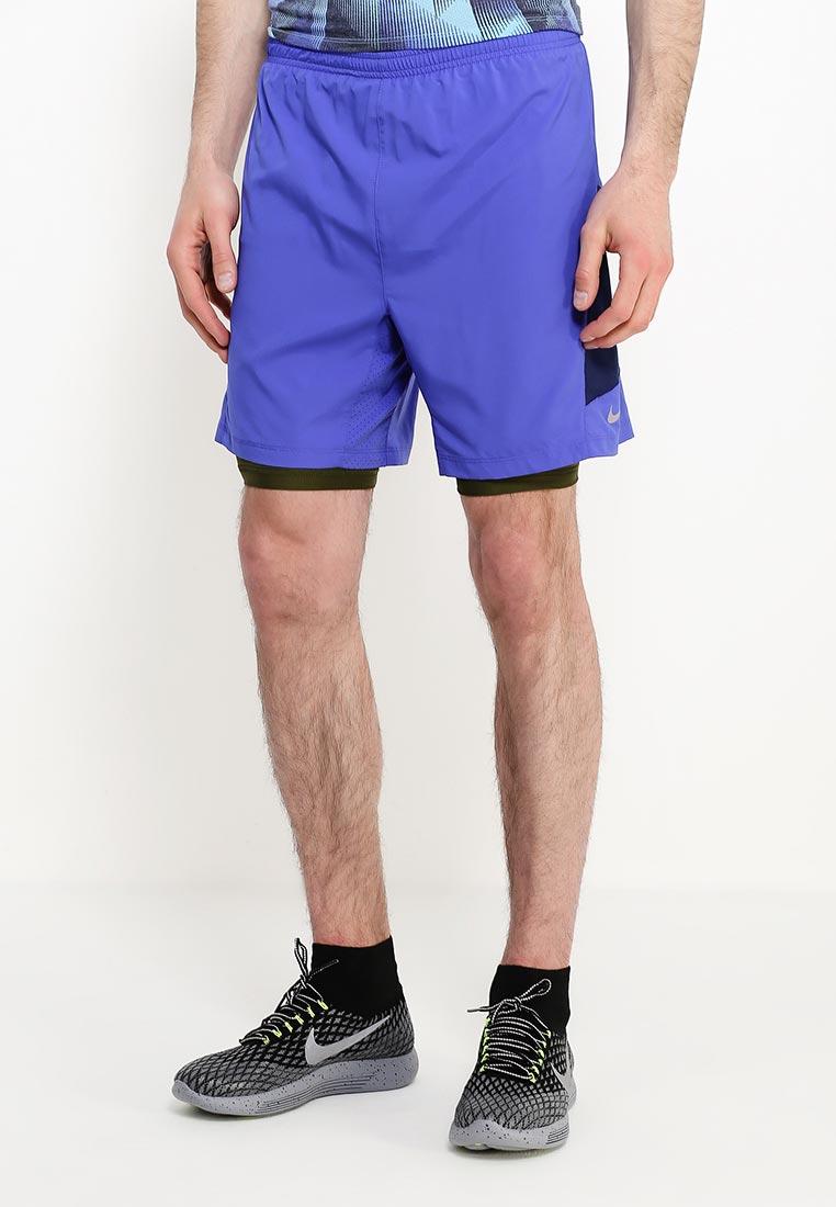 Мужские спортивные шорты Nike (Найк) 683288-452