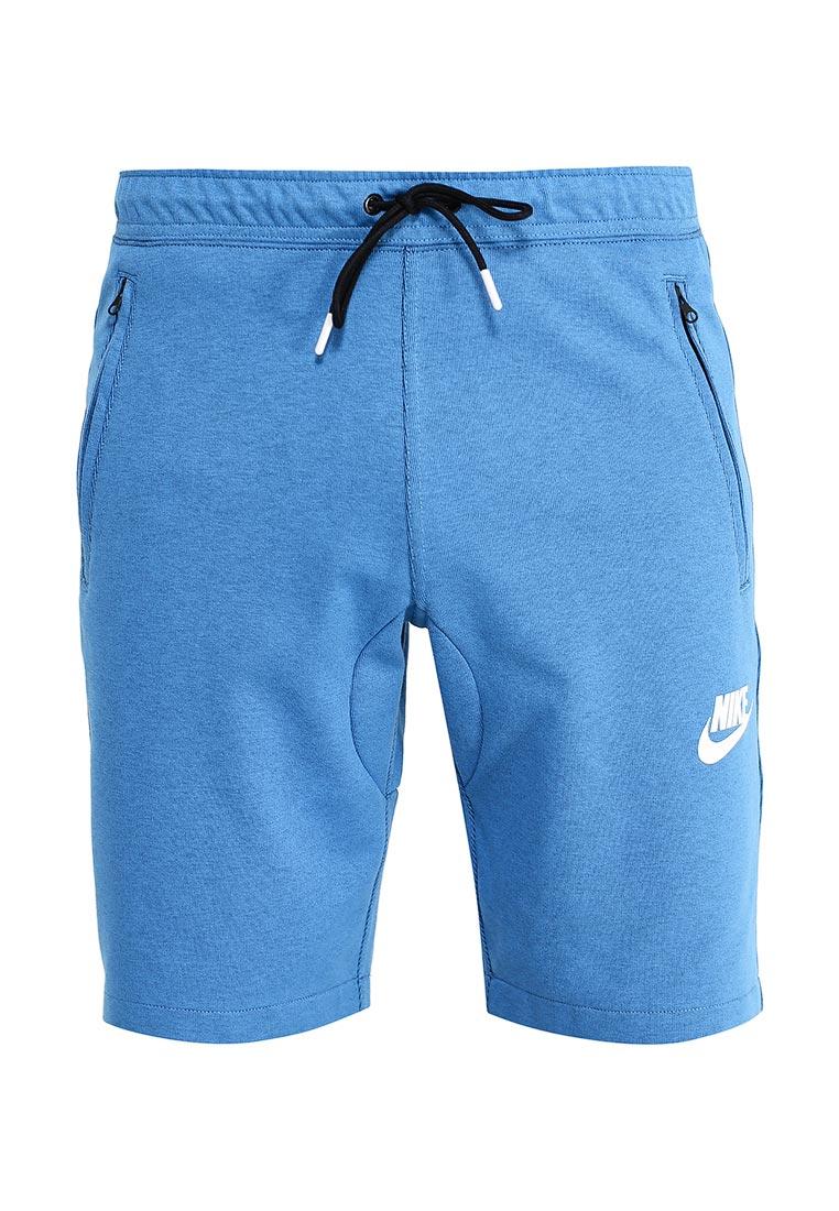 Мужские повседневные шорты Nike (Найк) 803672-435