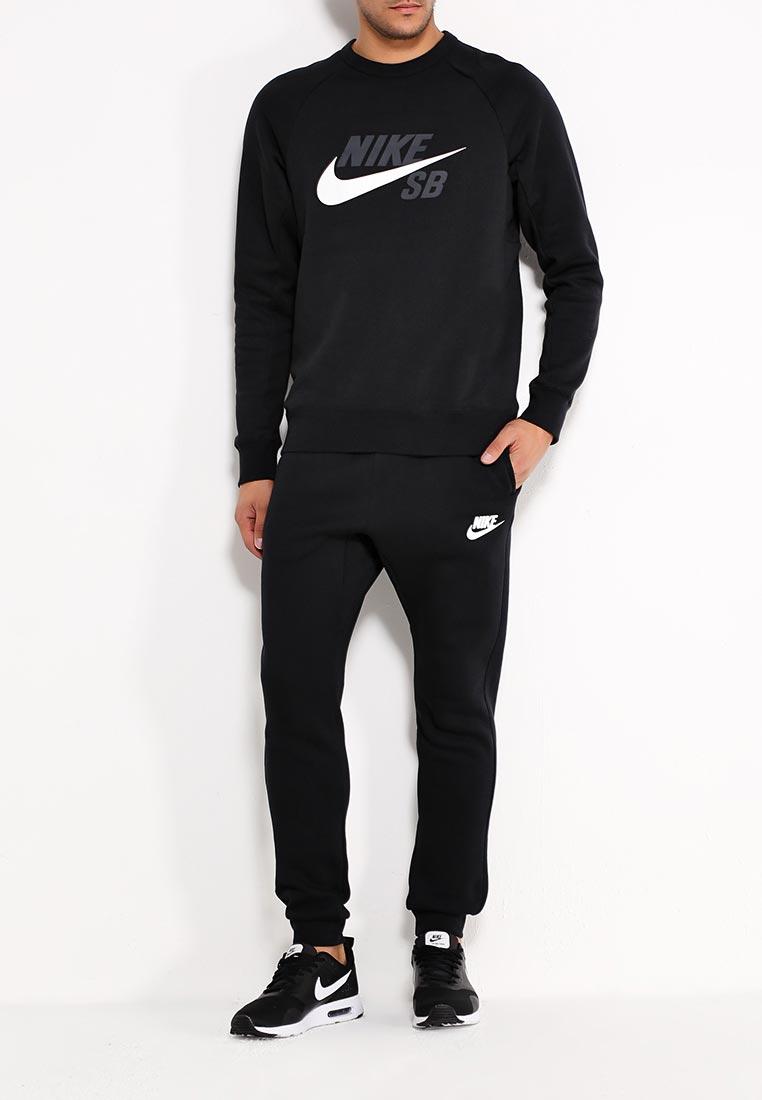 Мужские спортивные брюки Nike (Найк) 861732-010: изображение 5