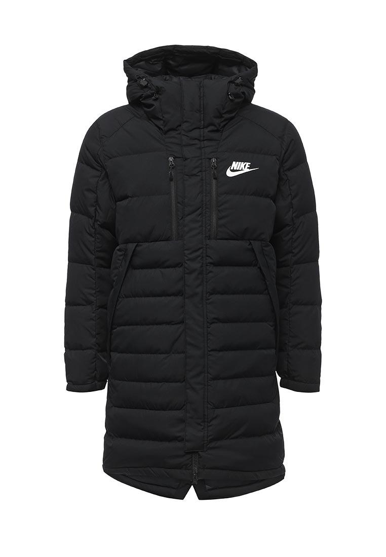 1cfd9b1a Мужская верхняя одежда Nike (Найк) 807393-011 (Цвет: Черный) купить ...
