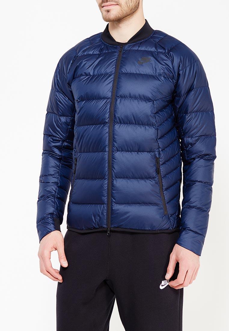 Утепленная куртка Nike (Найк) 866029-451