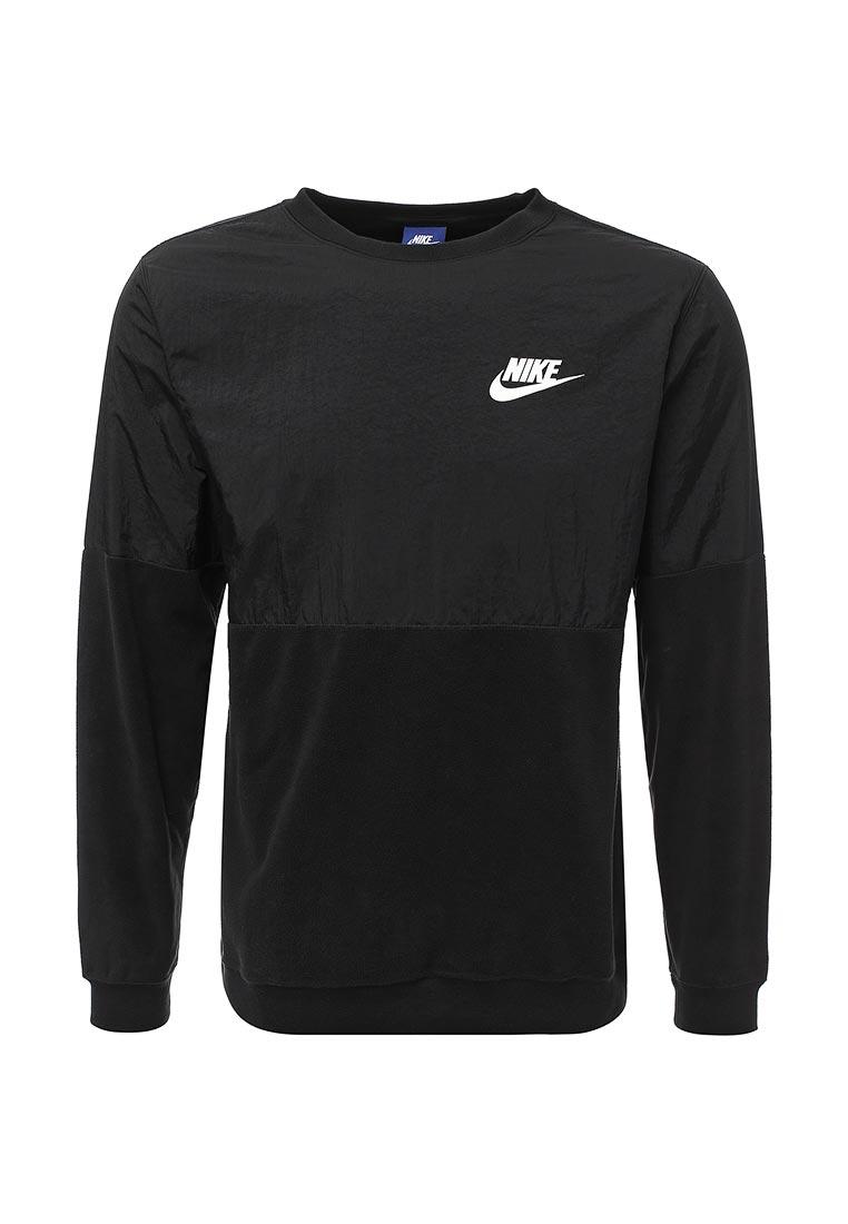 Флисовая толстовка Nike (Найк) 921586-010