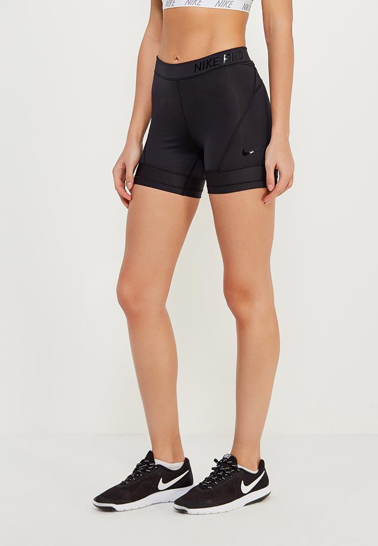 Женские спортивные шорты Nike (Найк) 889664-010