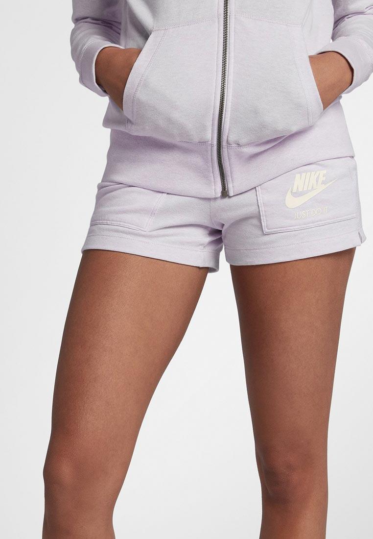 Женские спортивные шорты Nike (Найк) 883733-509