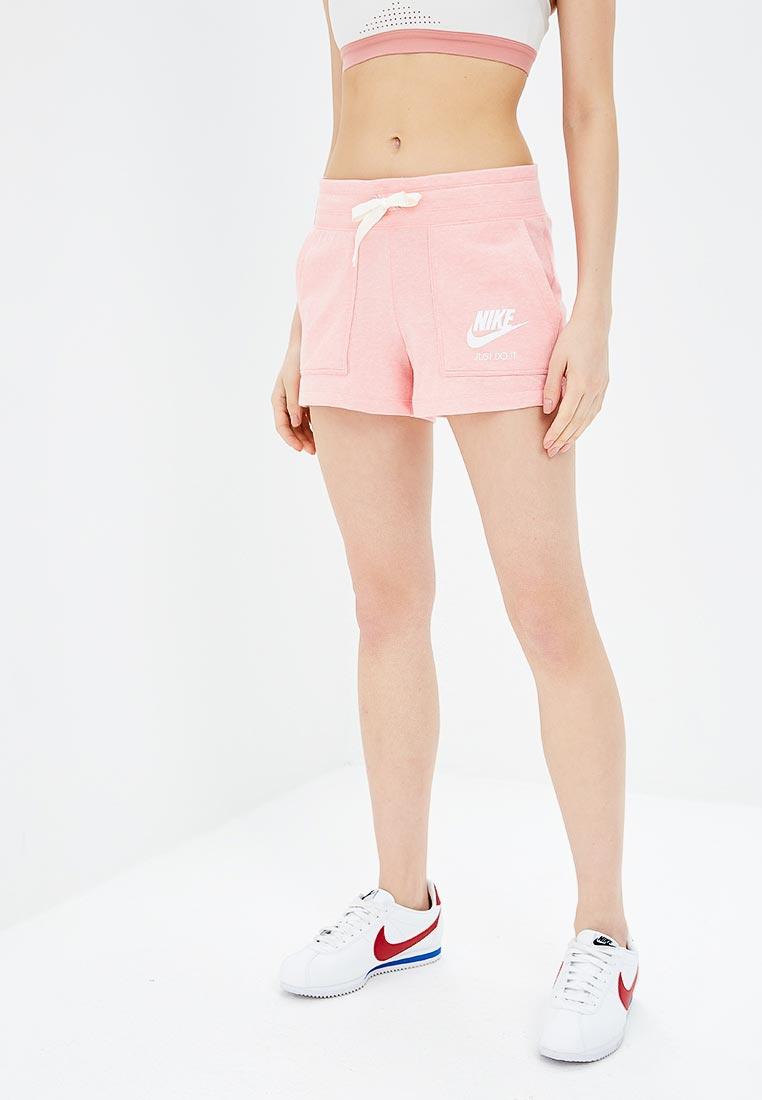 Женские шорты Nike (Найк) 883733-697