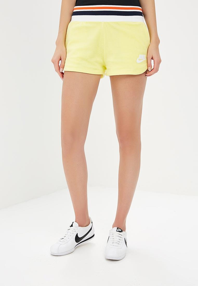 Женские шорты Nike (Найк) AJ2897-735
