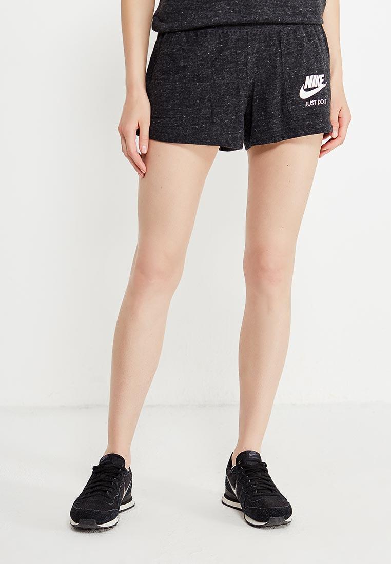 Женские шорты Nike (Найк) 726063-010