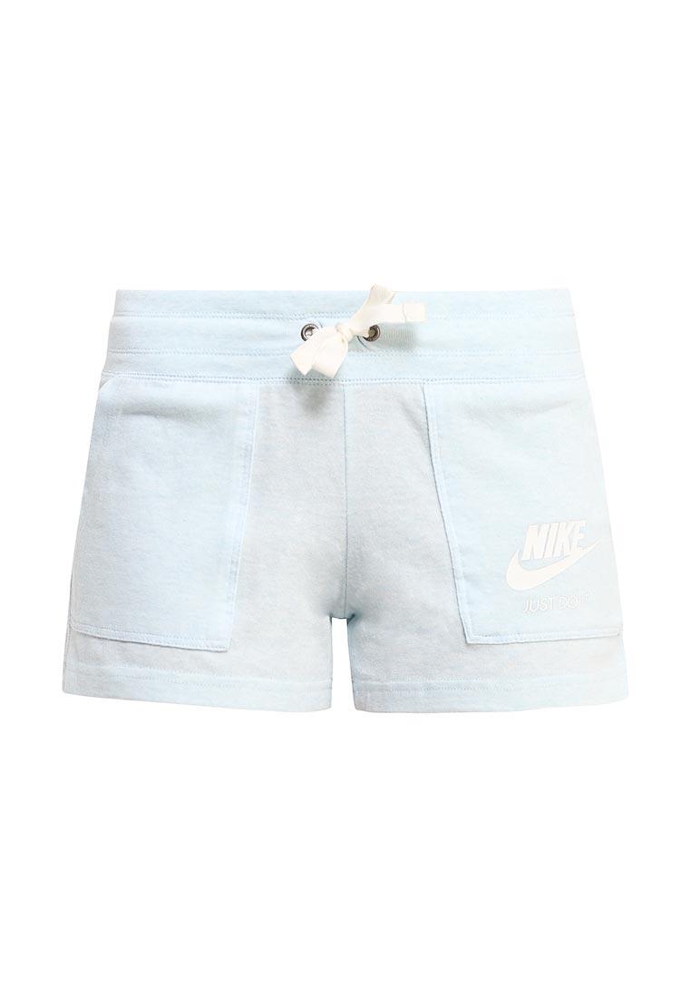 Женские шорты Nike (Найк) 726063-411