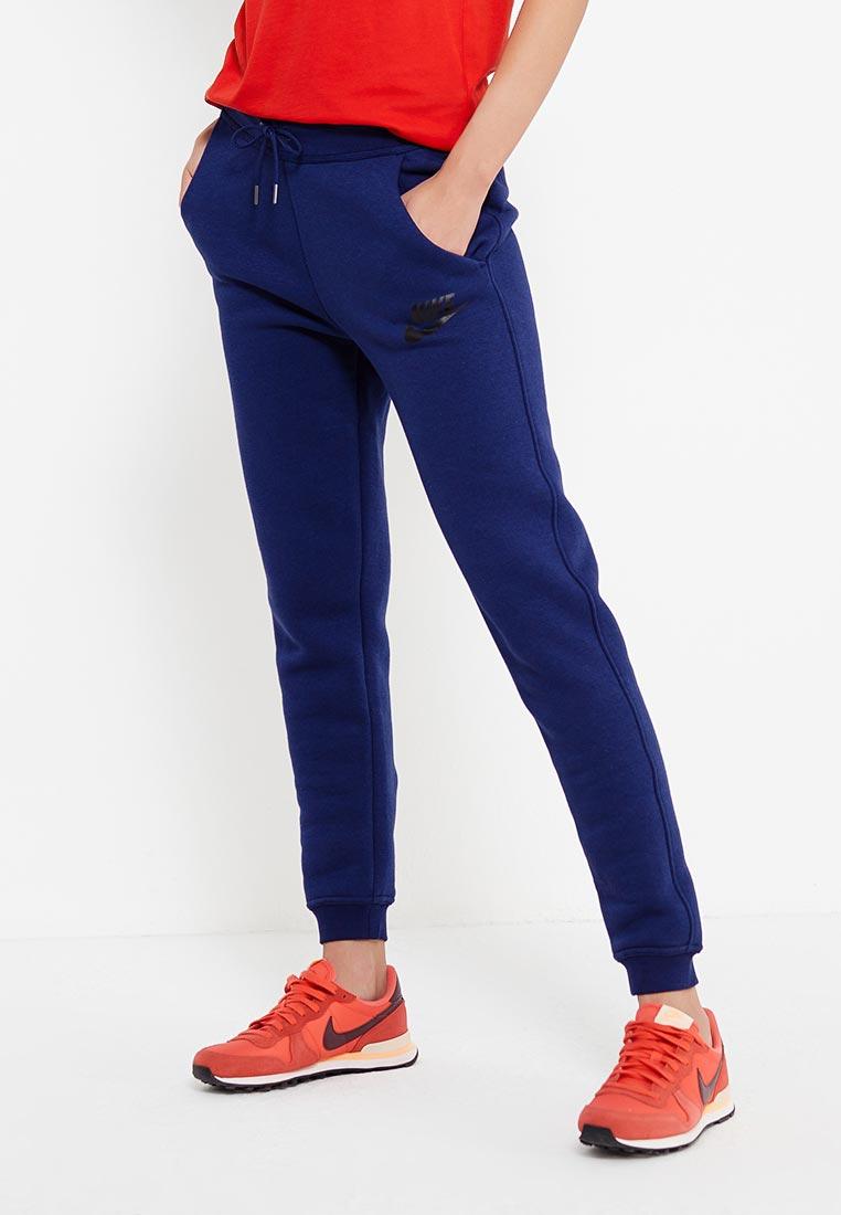 Найк спортивные штаны женские розово сиреневое платье