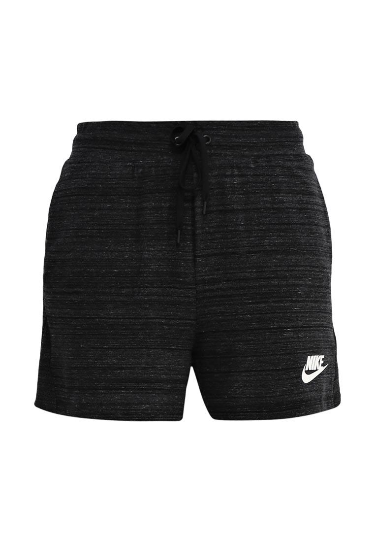 Женские шорты Nike (Найк) 837456-010