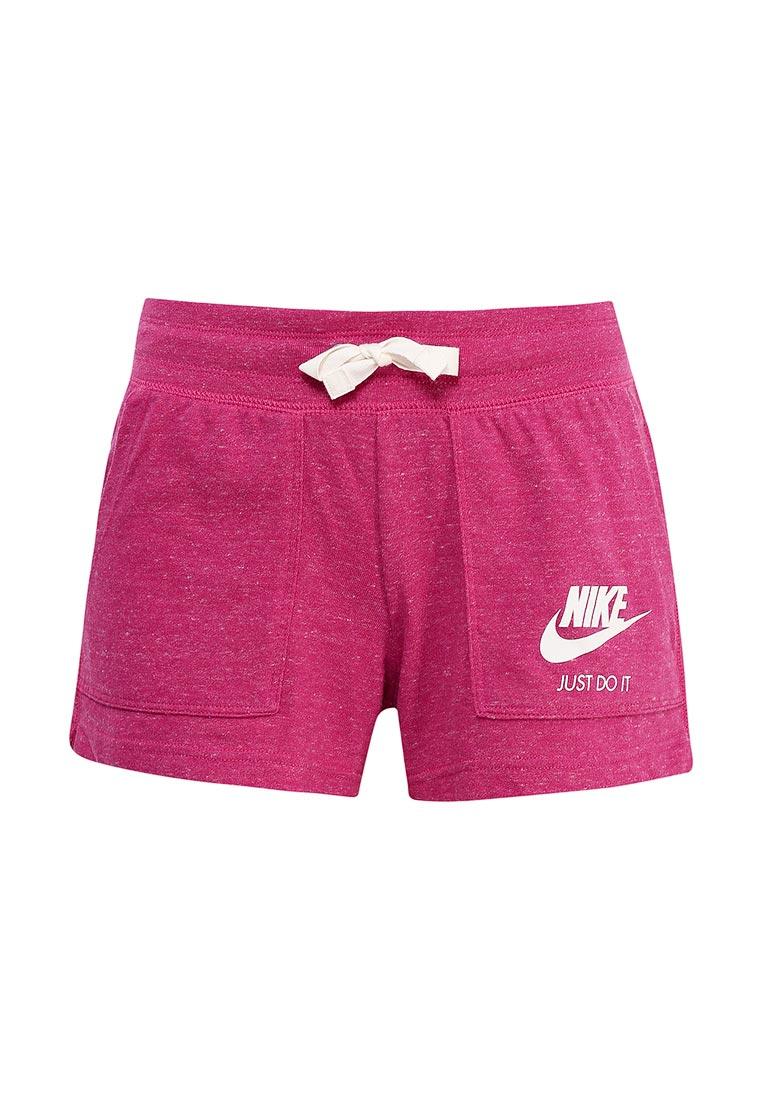 Женские шорты Nike (Найк) 883733-607