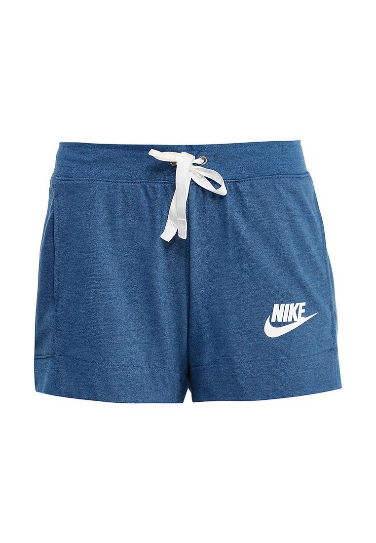 Женские шорты Nike (Найк) 884362-457
