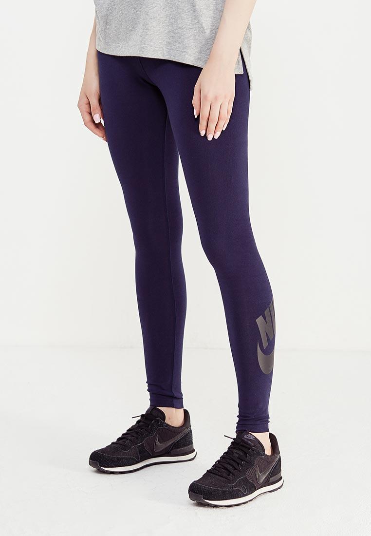 Женские леггинсы Nike (Найк) 806927-452