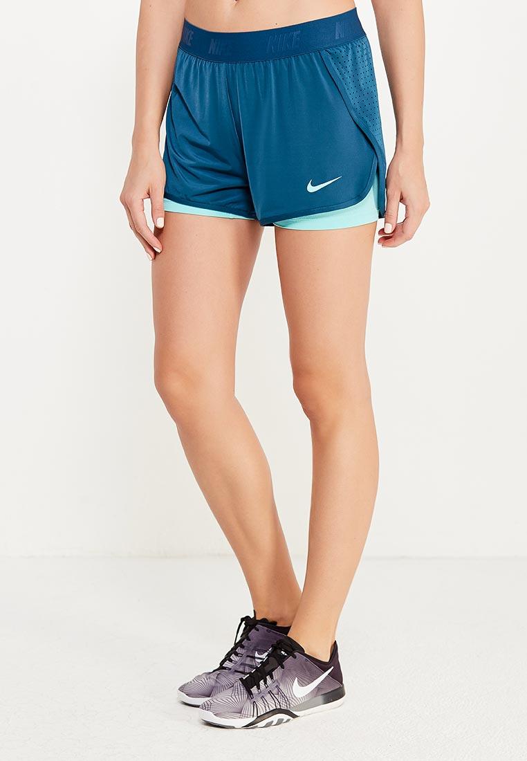 Женские спортивные шорты Nike (Найк) 831346-425