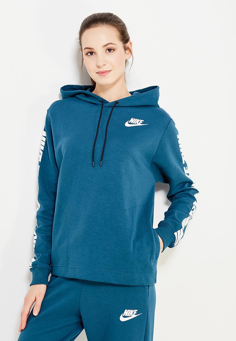 Женские худи Nike (Найк) 853951-425