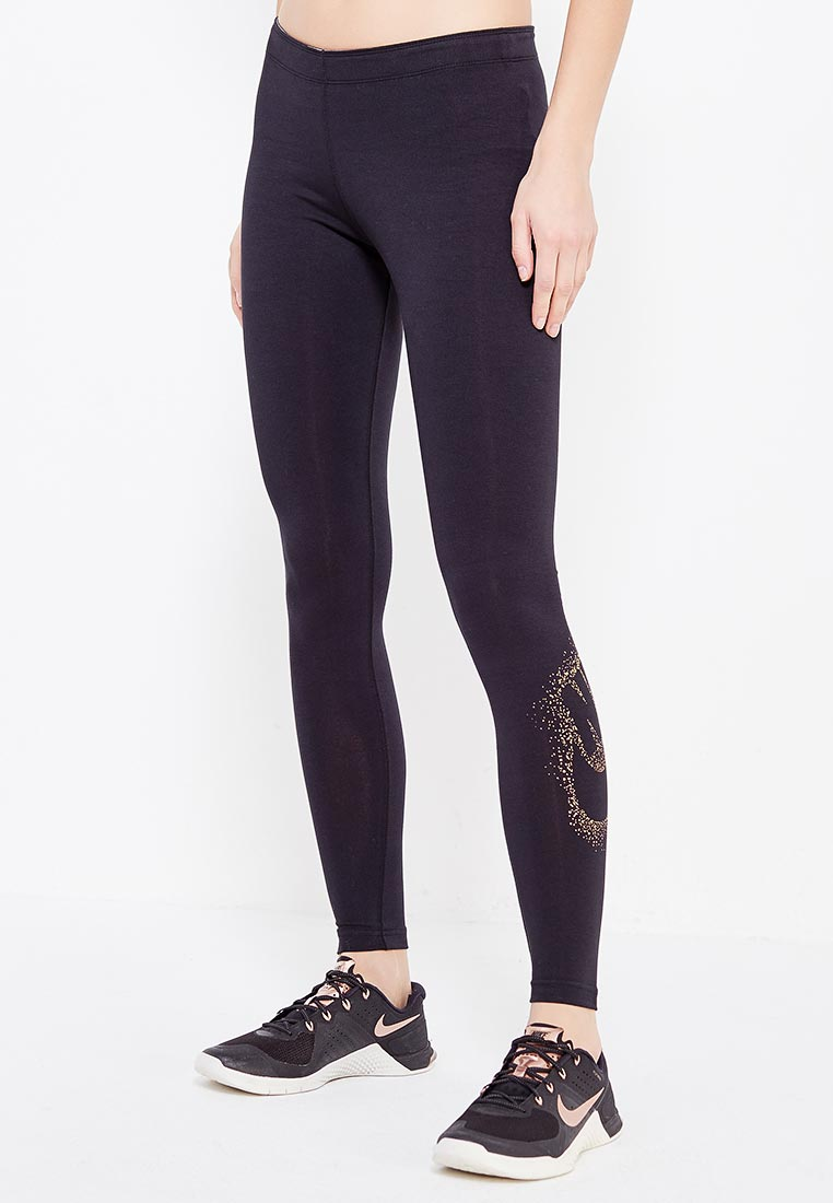 Женские леггинсы Nike (Найк) 859654-010