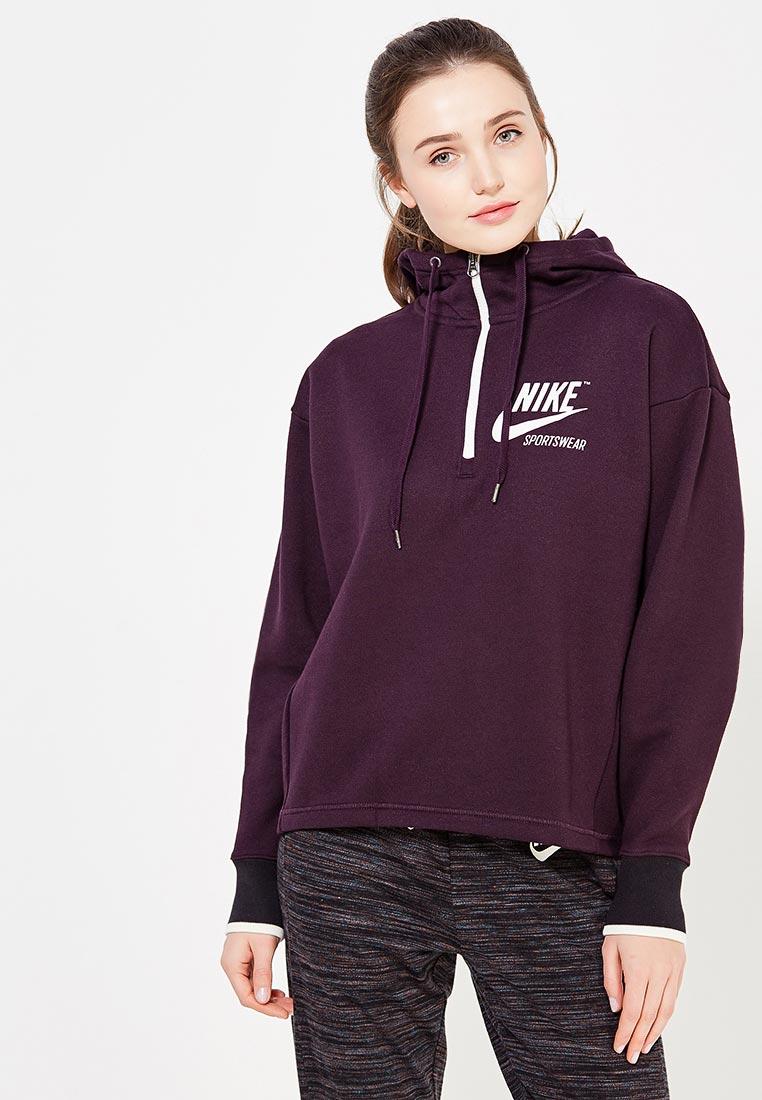 Женские худи Nike (Найк) 909147-652