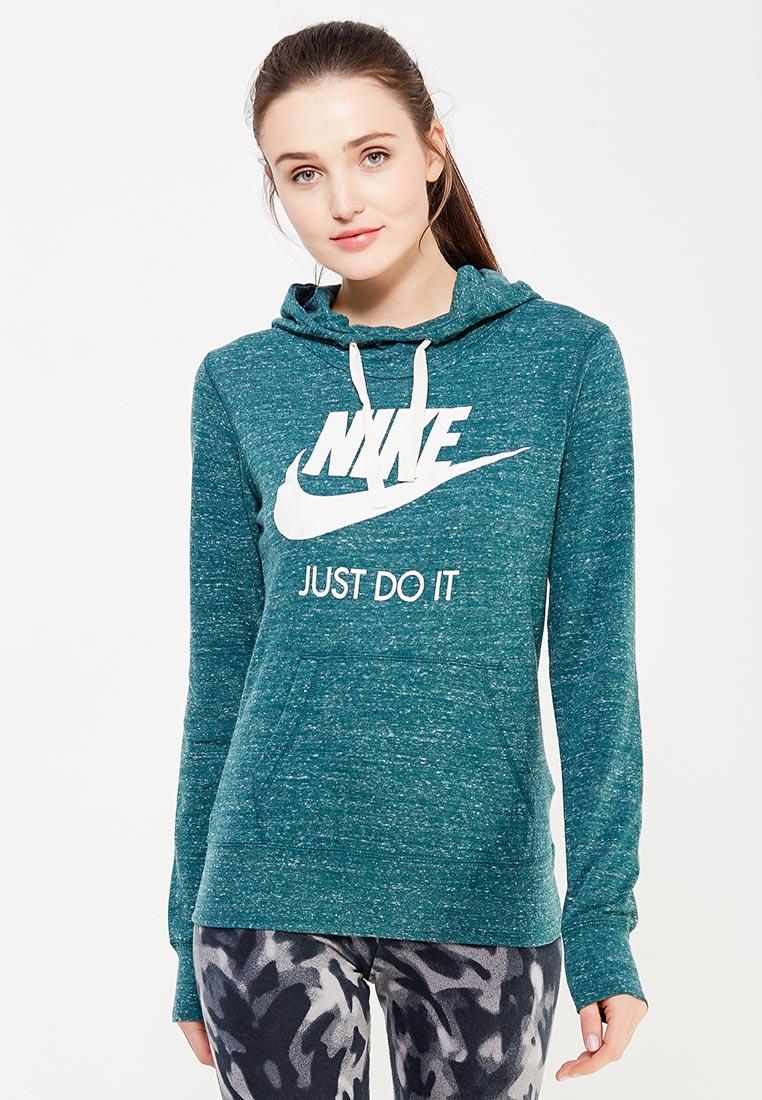 Толстовка Nike (Найк) 914414-375