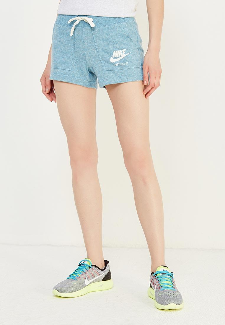 Женские шорты Nike (Найк) 883733-449