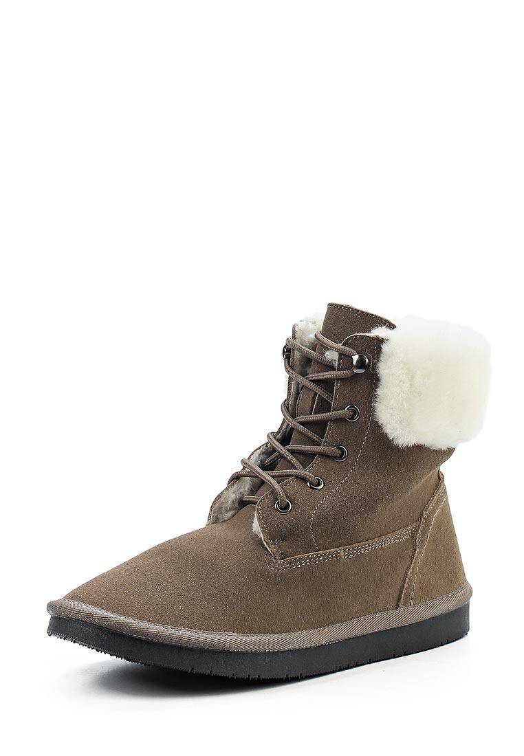Женские ботинки Nobbaro 100-10-02A