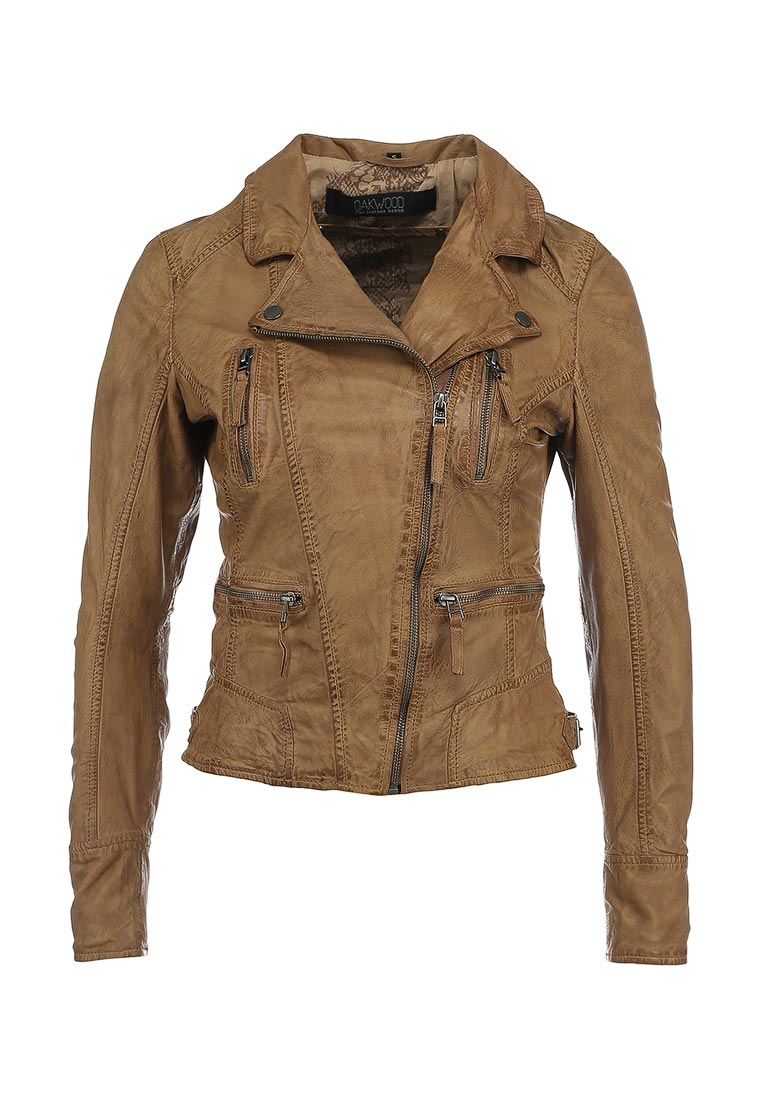 Кожаная куртка Oakwood (Оаквуд) 60861