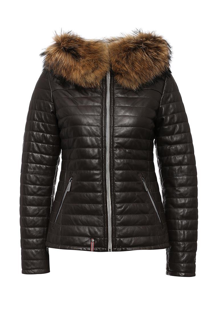 Кожаная куртка Oakwood (Оаквуд) 61677