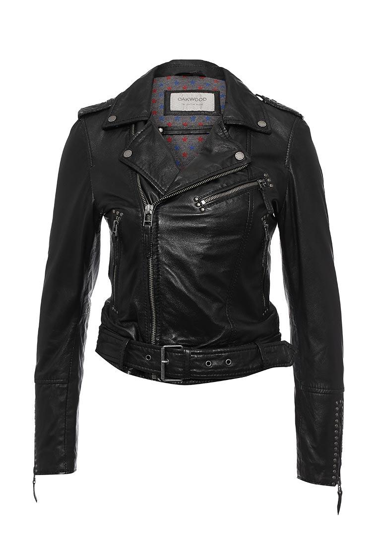 Кожаная куртка Oakwood (Оаквуд) 62320