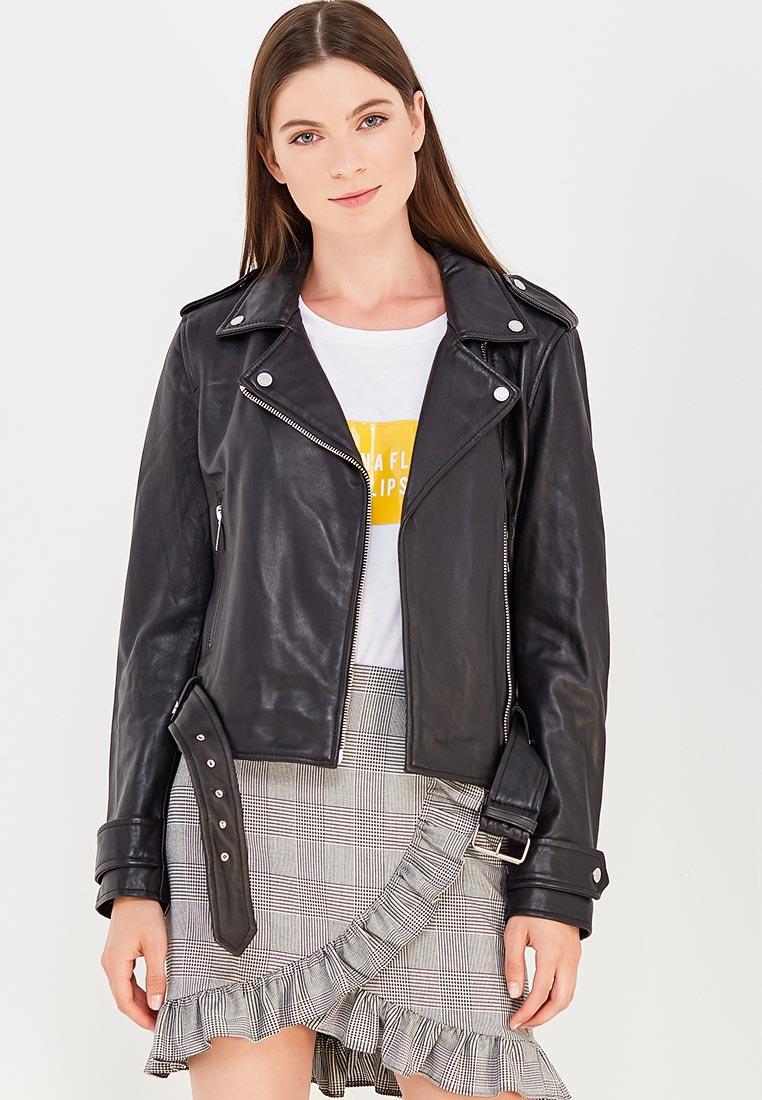 Кожаная куртка Oakwood 62566