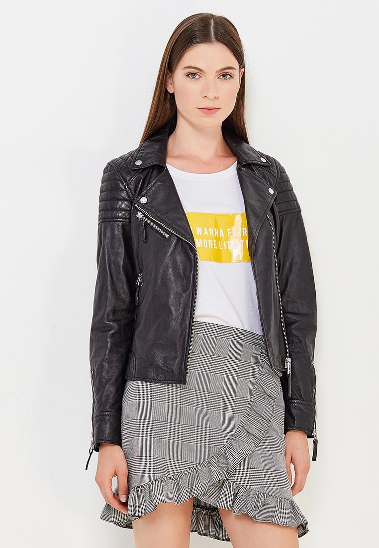 Кожаная куртка Oakwood 62267