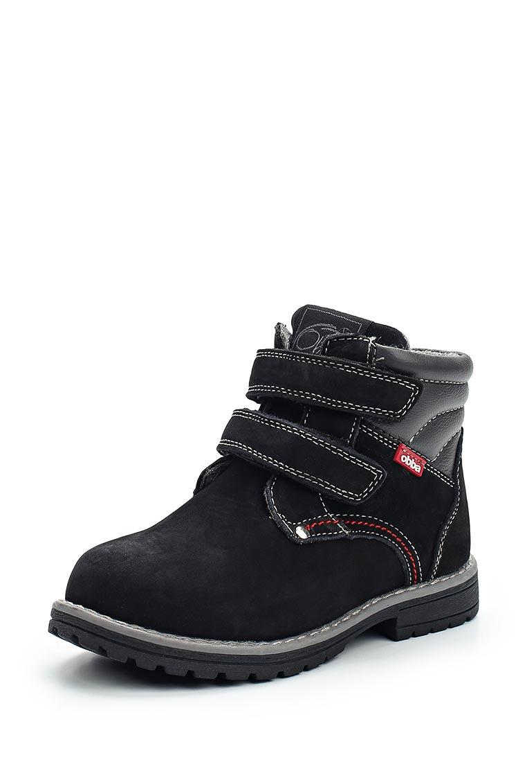 Ботинки для мальчиков Obba 5226686