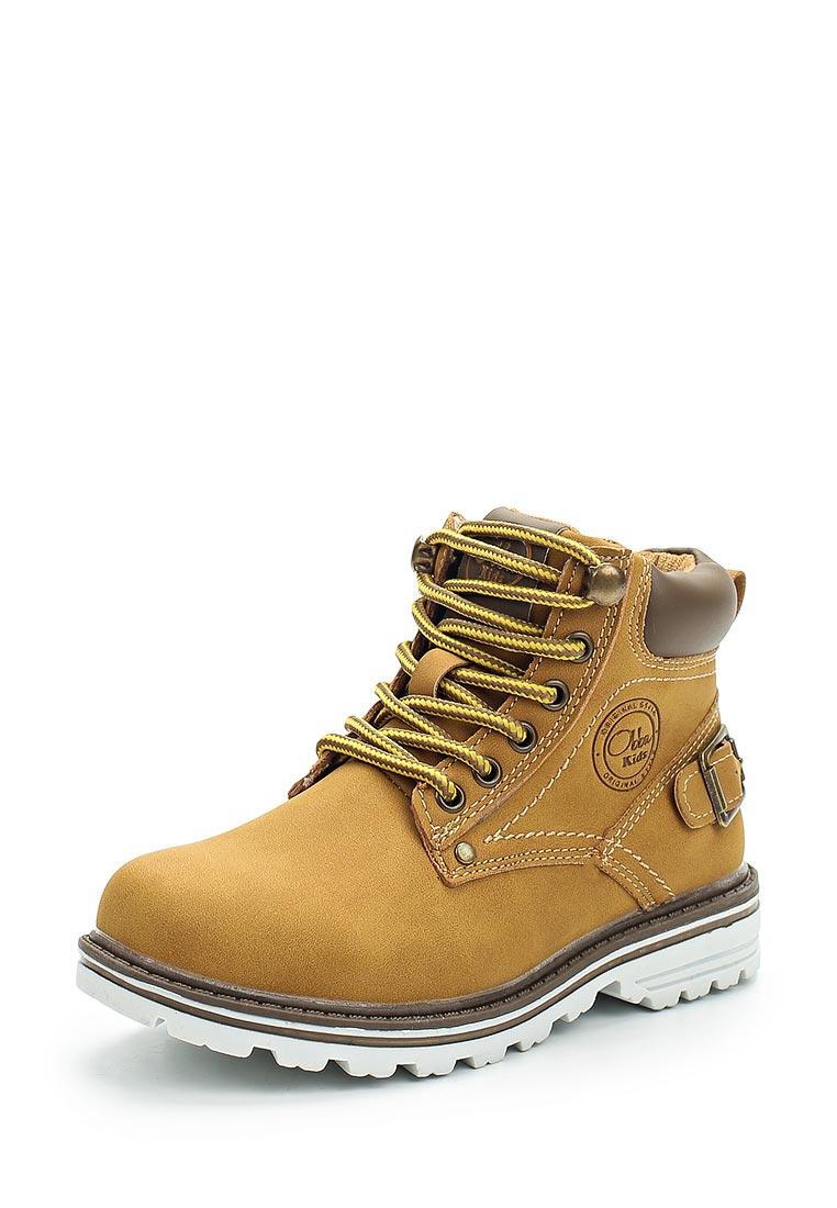 Ботинки для мальчиков Obba 8476111