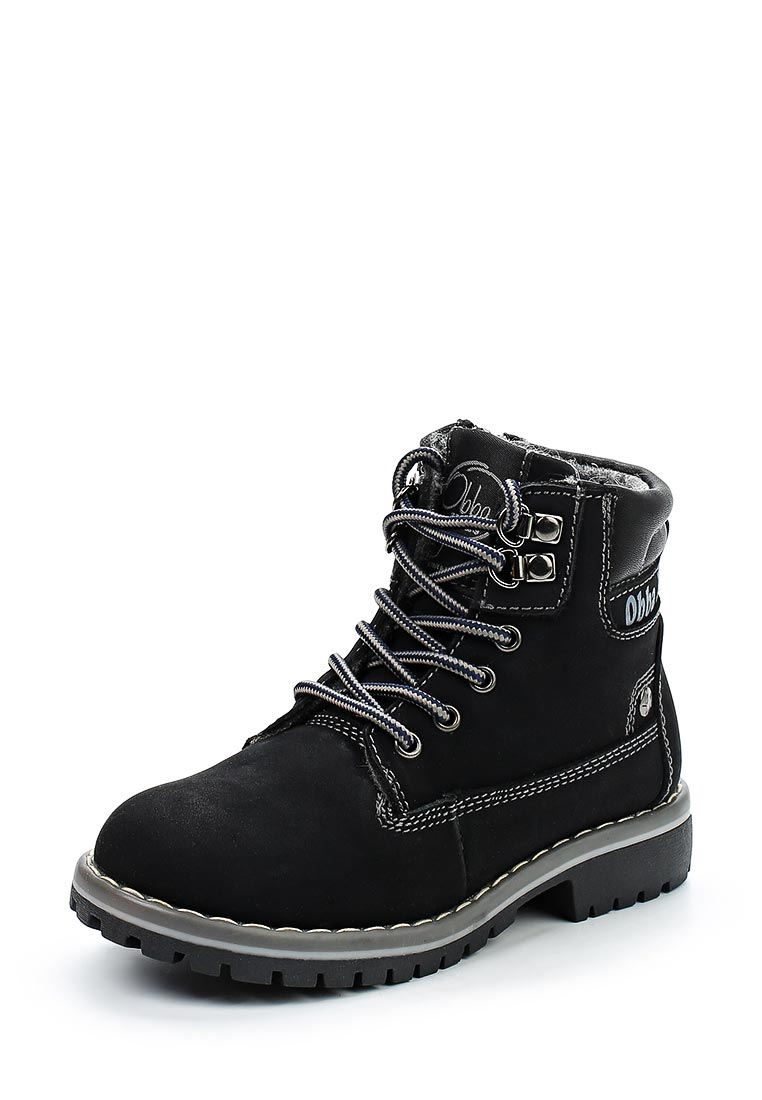 Ботинки для мальчиков Obba 1187005